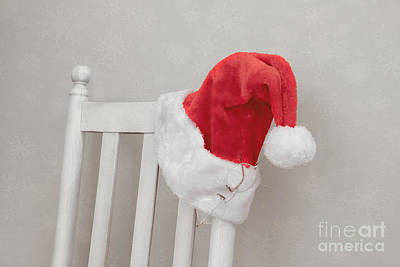 Photograph - Santa's Hat by Karin Pinkham