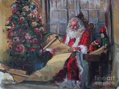 Santa's List Original