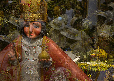 Parade Float Photograph - Santo Nino And The Dancers 2013 by Paul W Sharpe Aka Wizard of Wonders