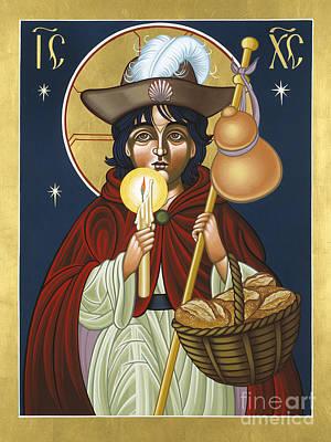 Santo Nino De Atocha 133 Art Print