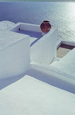 Santorini Greece  Original by Jeff Black