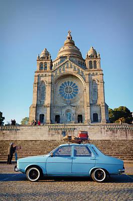Mount Rose Photograph - Santuario Do Sagrado Coracao De Jesus by Pablo Lopez