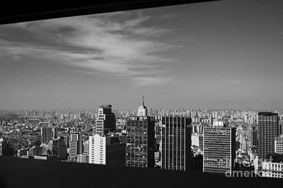 Photograph - Sao Paulo  by Ricardo Lisboa