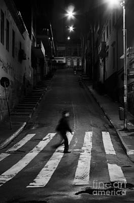 Photograph - Sao Paulo Streets by Ricardo Lisboa