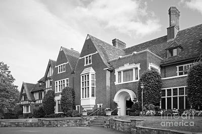 Sarah Lawrence College Westlands Art Print by University Icons