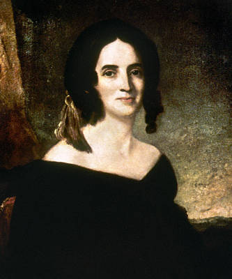 America First Party Painting - Sarah Polk (1803-1891) by Granger
