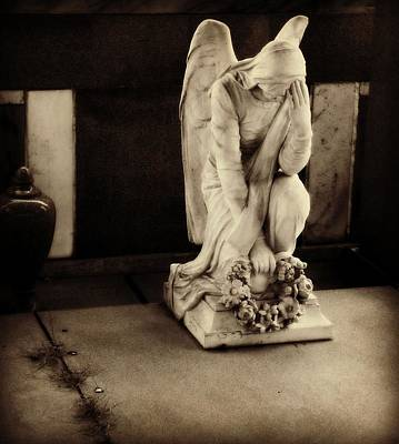 Photograph - Sarah The Angel by Chris Berry