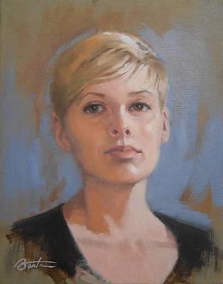 Sarah Original by Todd Baxter
