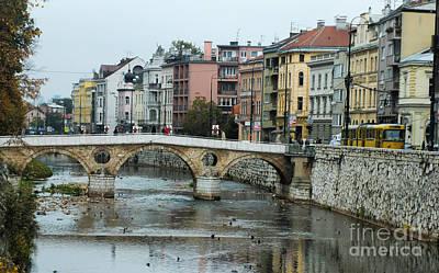 Sarajevo Photograph - Sarajevo by Rex Wholster