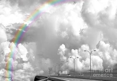Photograph - Sarasota Rainbow by Mariarosa Rockefeller