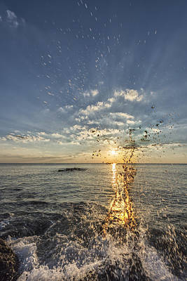 Sarasota Splash Original by Jon Glaser