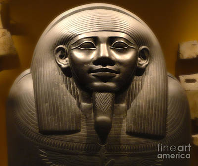 Photograph - Sarcophagus At The Metropolitan Museum Of Art by Gregory Dyer