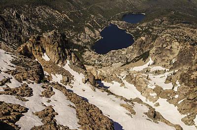 Photograph - Sardine Lakes by Sherri Meyer