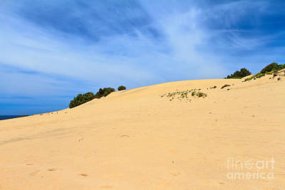 Piscina Photograph - Sardinia - Dune In Piscinas by Antonio Scarpi