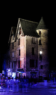 Photograph - Sarlat La Nuit by Weston Westmoreland