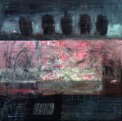 Larry David Painting - Sartorius by Antonio Ortiz