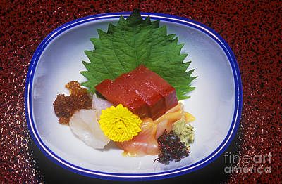 Photograph - Sashimi Miya Jima Japan by Craig Lovell