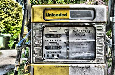 Sassafras Pump Original