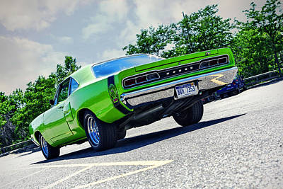 Photograph - Sassygrass Mopar by Sennie Pierson