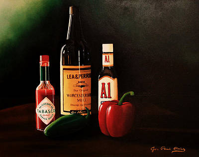 Sauces And Peppers Original