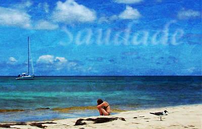 Photograph - Saudade by Deborah Smith