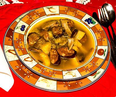 Sauerkraut Stew Soup  Original
