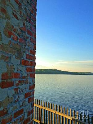 Saugerties Photograph - Saugerties Lighthouse On Hudson by Beth Ferris Sale