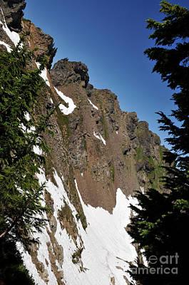 Photograph - Sauk Mountain by Rebecca Parker