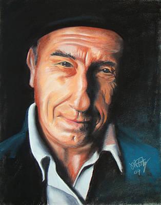 Saul Art Print