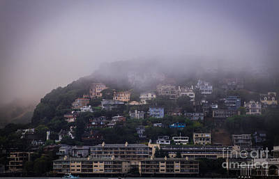 Sausalito Photograph - Sausalito Morning by Mitch Shindelbower