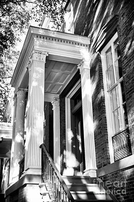 Photograph - Savannah Columns by John Rizzuto