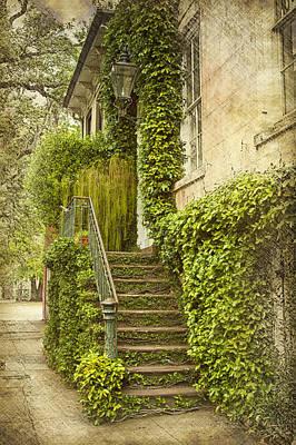 Savannah Doorway 1 Art Print