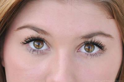 Photograph - Savannah Eyes by Teresa Blanton