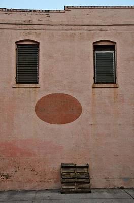 Door Photograph - Savannah Face by Steven Richman