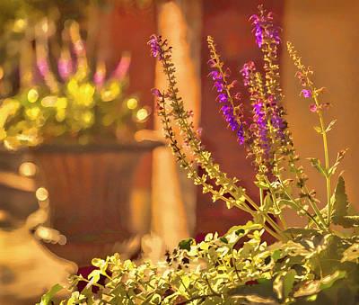 Savannah Floral Art Print