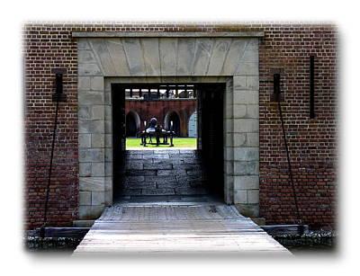 Photograph - Savannah Fort Pulaski by Jacqueline M Lewis