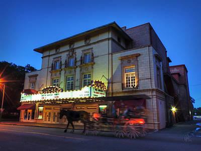 Savannah - Lucas Theatre 001 Art Print