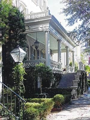 Photograph - Savannah Manor by Joe Duket