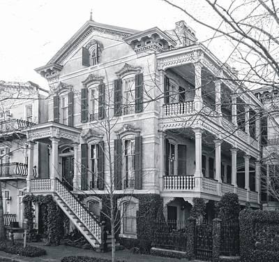 Photograph - Savannah Piazzas by Joe Duket