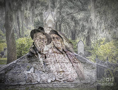 Digital Art - Savannah Rising by Georgianne Giese