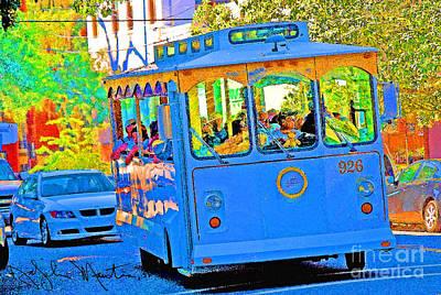 Photograph - Savannah Transportation  by Art Mantia