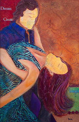 Painting - Save The Last Dance by Debi Starr
