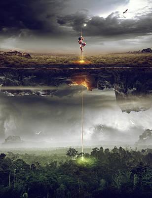 Revelation Photograph - Save The World by Mas Heri