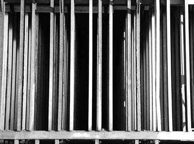 Photograph - Sawmill 5c by Laurie Tsemak