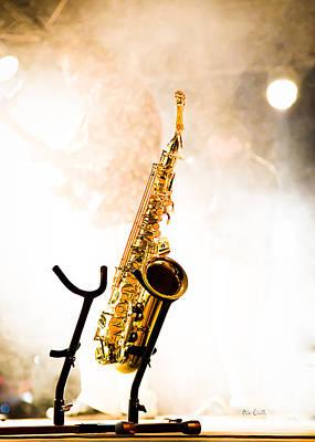 Photograph - Saxophone  by Bob Orsillo