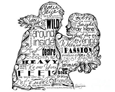 Drawing - Say Goodbye by Melissa Sherbon