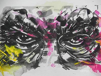 Say No To Bullies   Art Print