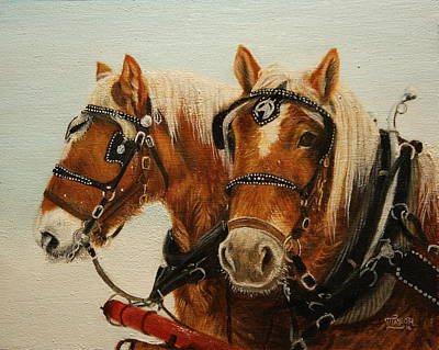 Painting - Say What? by Tammy  Taylor