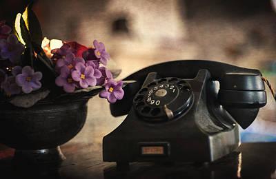 Impressionism Photos - Say you will... by Zapista Zapista