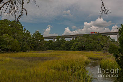 Photograph - Sc Transportation by Dale Powell